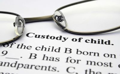 virginia child custody laws