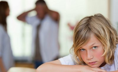 child stress virginia divorce